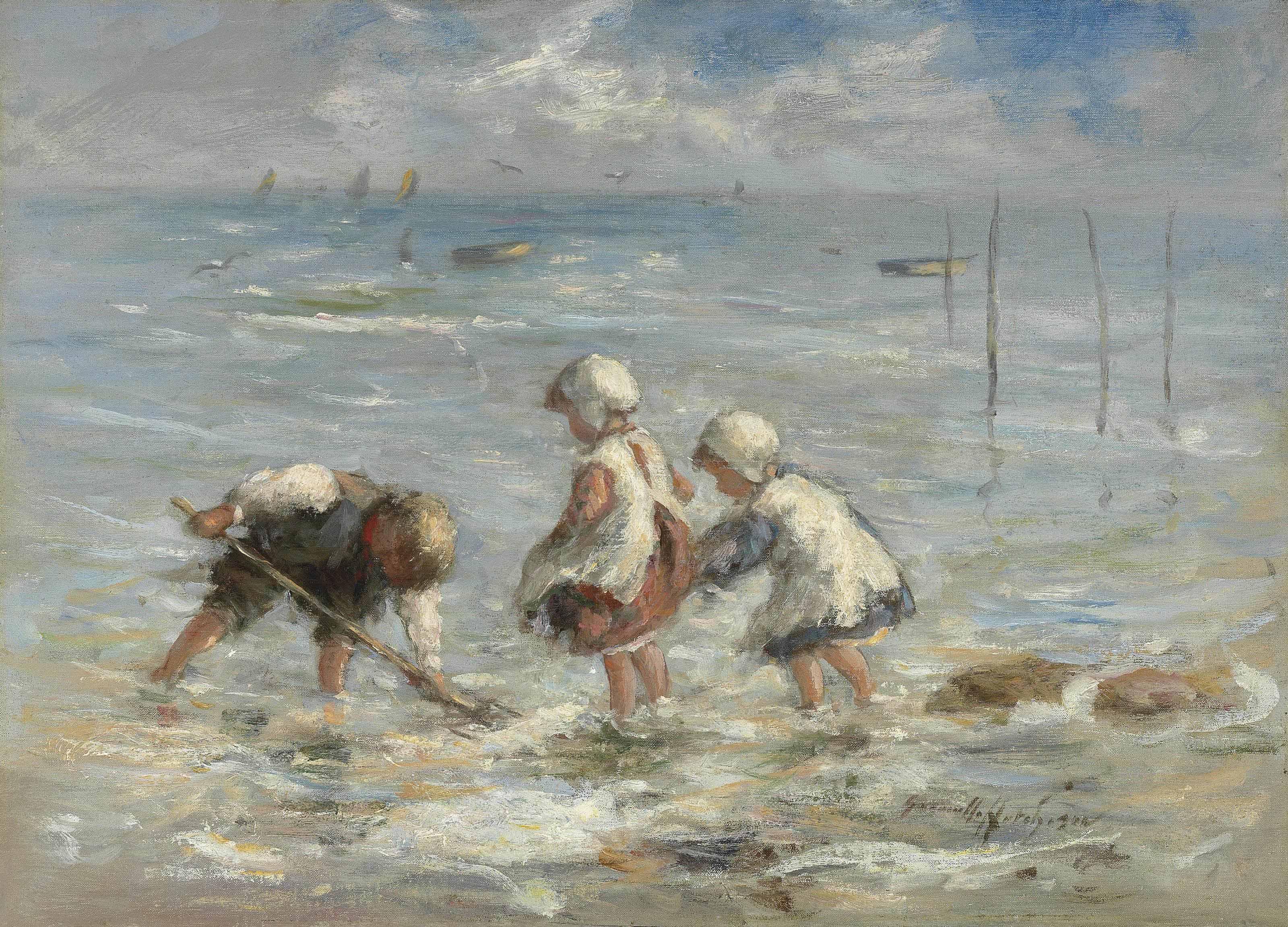 Robert Gemmell Hutchison, R.S.A., R.S.W. (1855-1936)