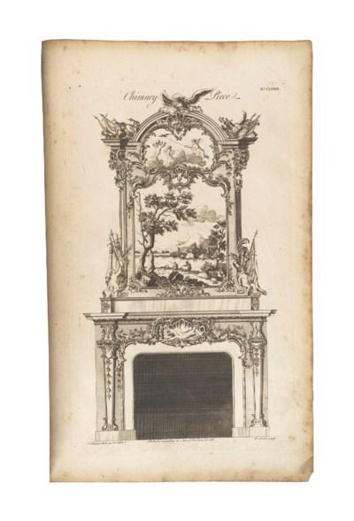 CHIPPENDALE, Thomas (bap. 1718