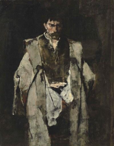 Mihály Munkácsy (Hungarian, 18