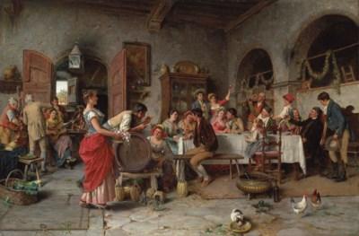 Arturo Ricci (Italian, 1854-19