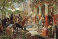 Onslaught of the Tartars