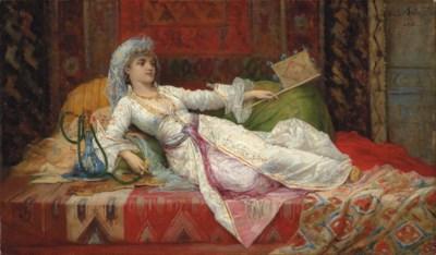 Emile-Henri La Porte (French,