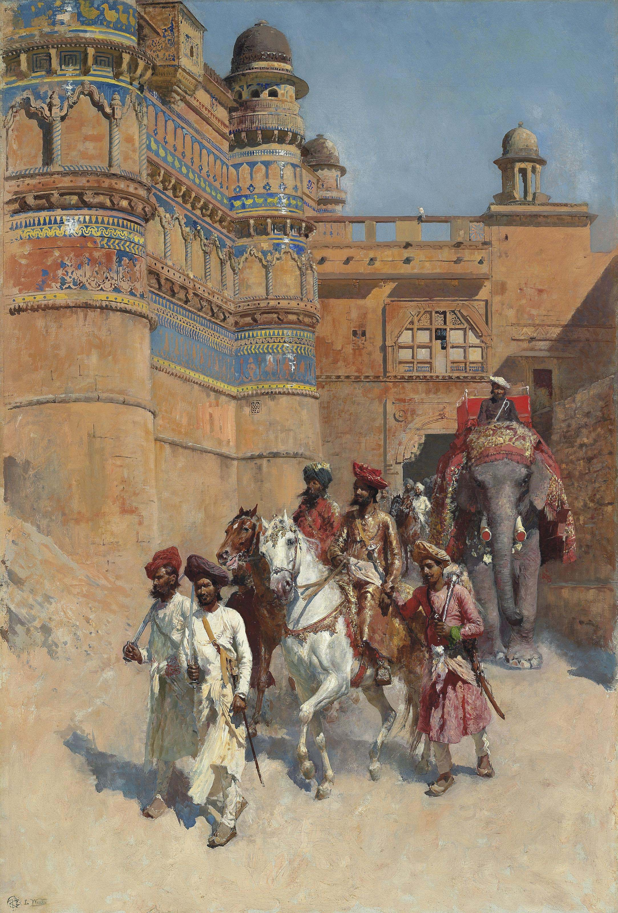 Edwin Lord Weeks (American, 18