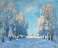 A winter's day