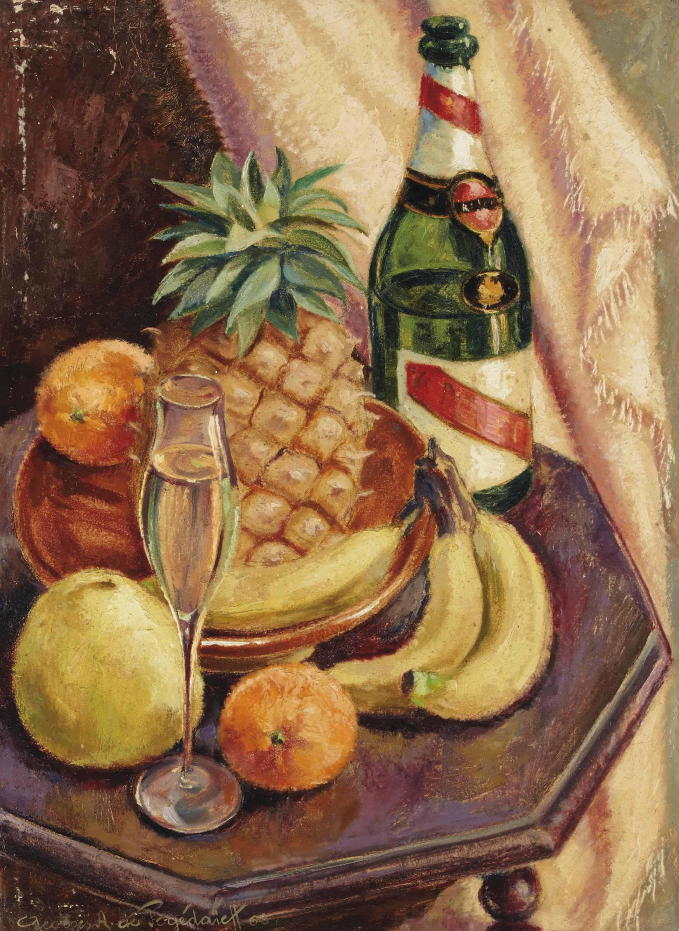 Mumm à l'ananas