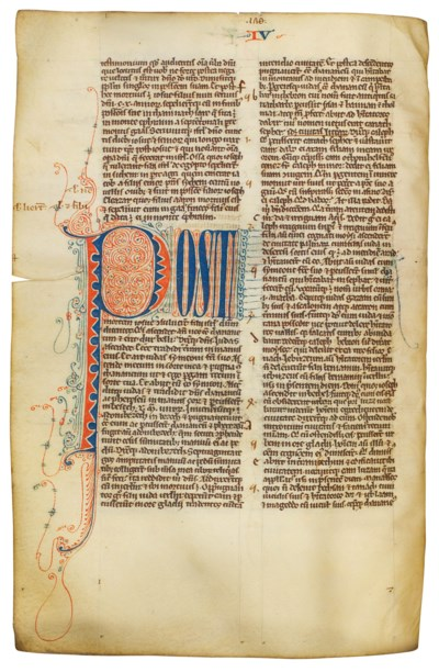 BIBLE with Prologues and the I