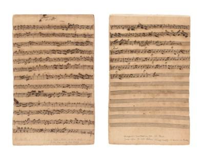 BACH, Johann Sebastian (1685-1