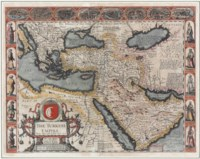 SPEED, John (1552-1629). The Turkish Empire. Newly augmented. London: G. Humble, 1626 [or later].