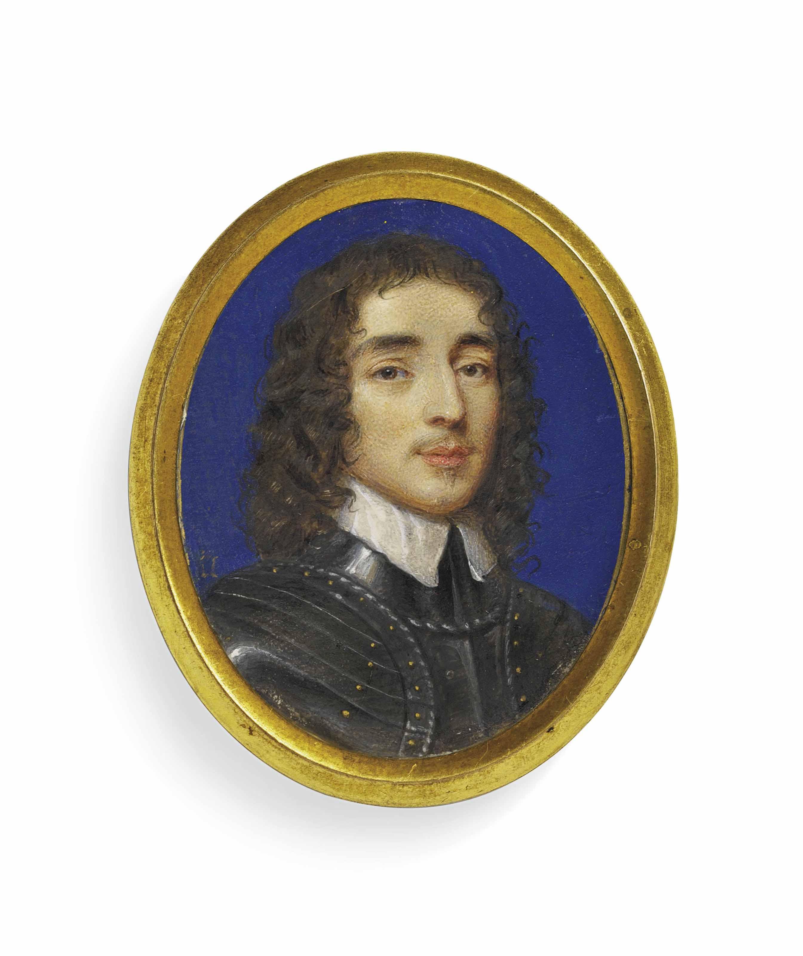 JOHN HOSKINS (BRITISH, C. 1590-1665)
