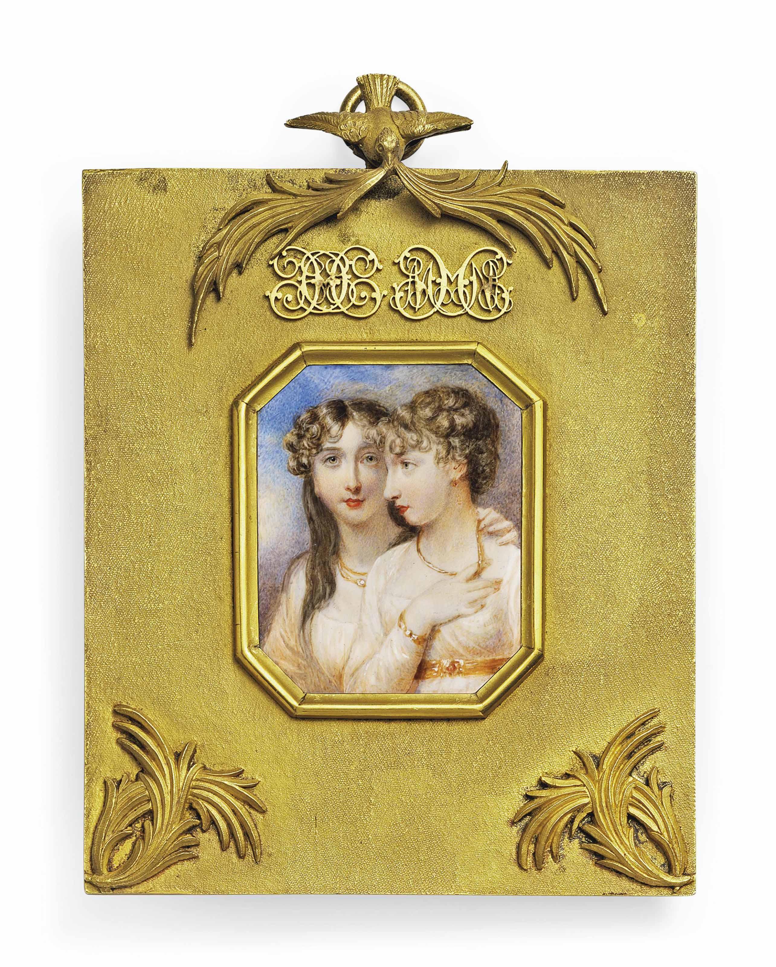 ANNE MEE, NEE FOLDSONE (BRITISH, C. 1770/75-1851)