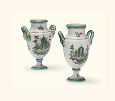 TWO VENICE (COZZI) TWO-HANDLED