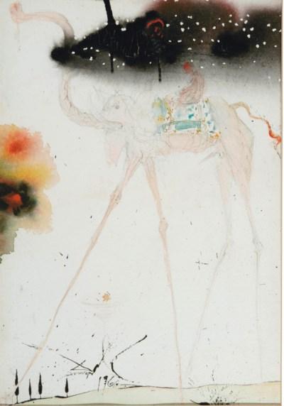 Salavador Dalí (1904-1989)