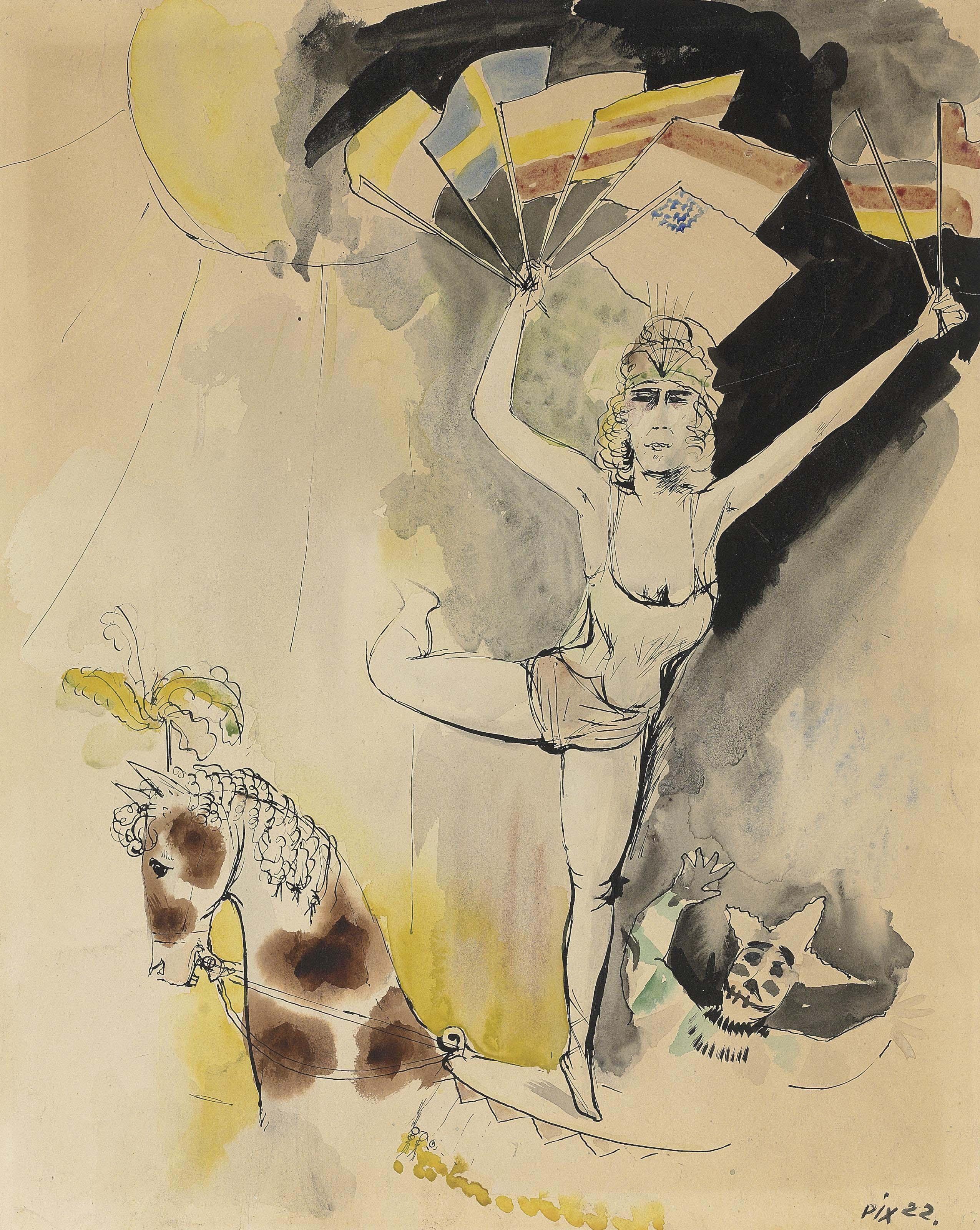 Otto Dix (1891-1969)