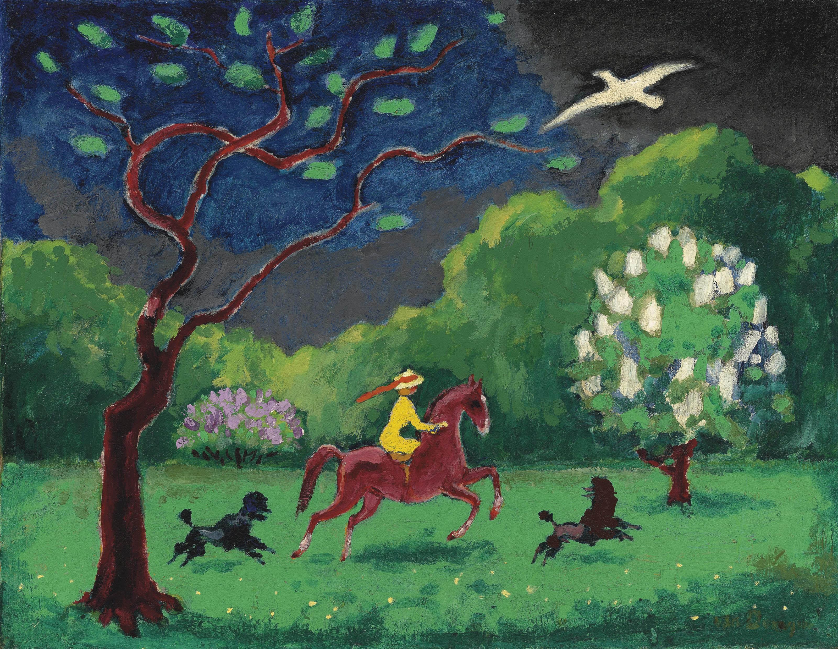 Картинки по запросу paysage van dongen