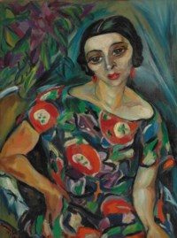 Portrait of Rebecca Hourwich Reyher