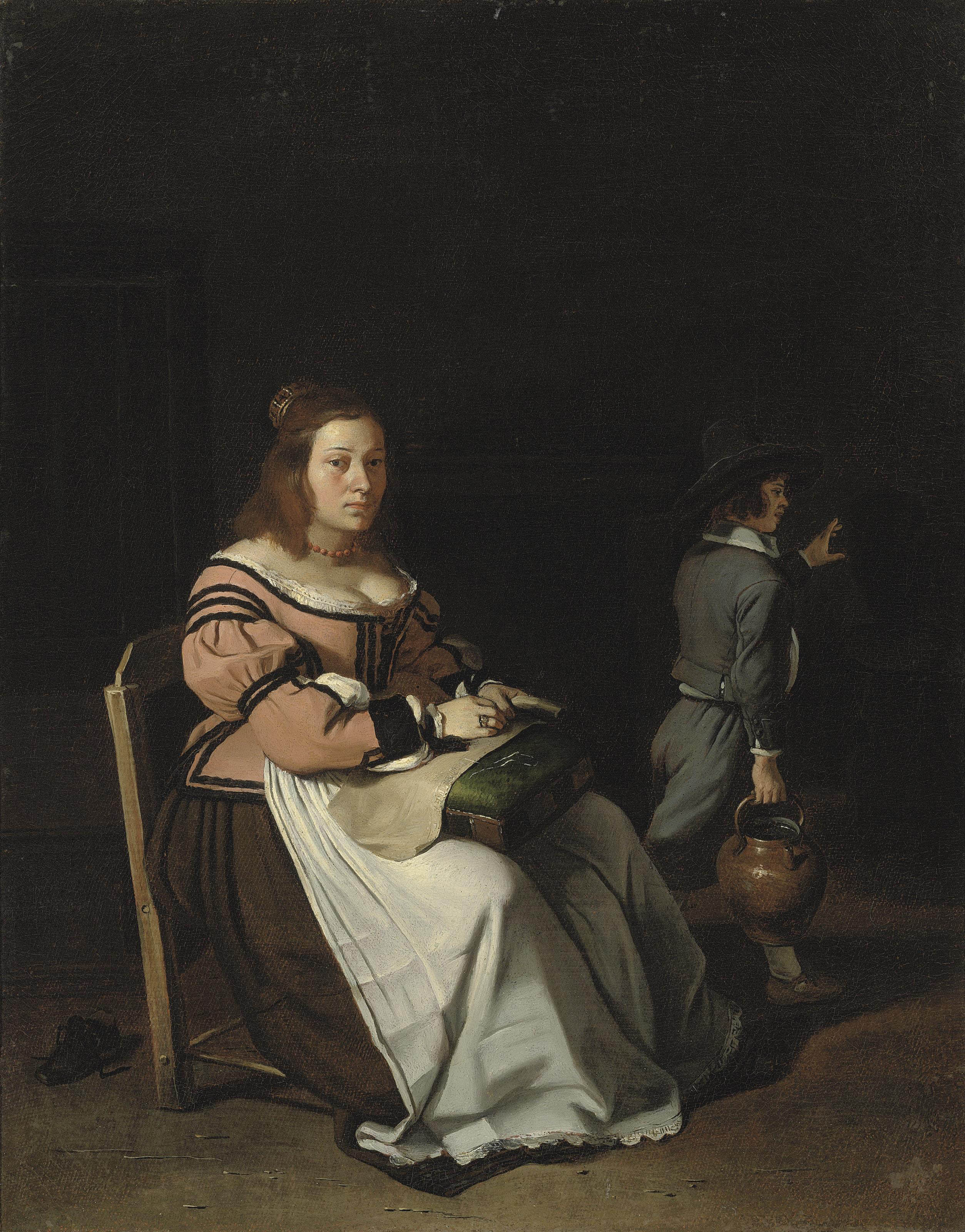 Michael Sweerts (Brussels 1618-1664 Goa)