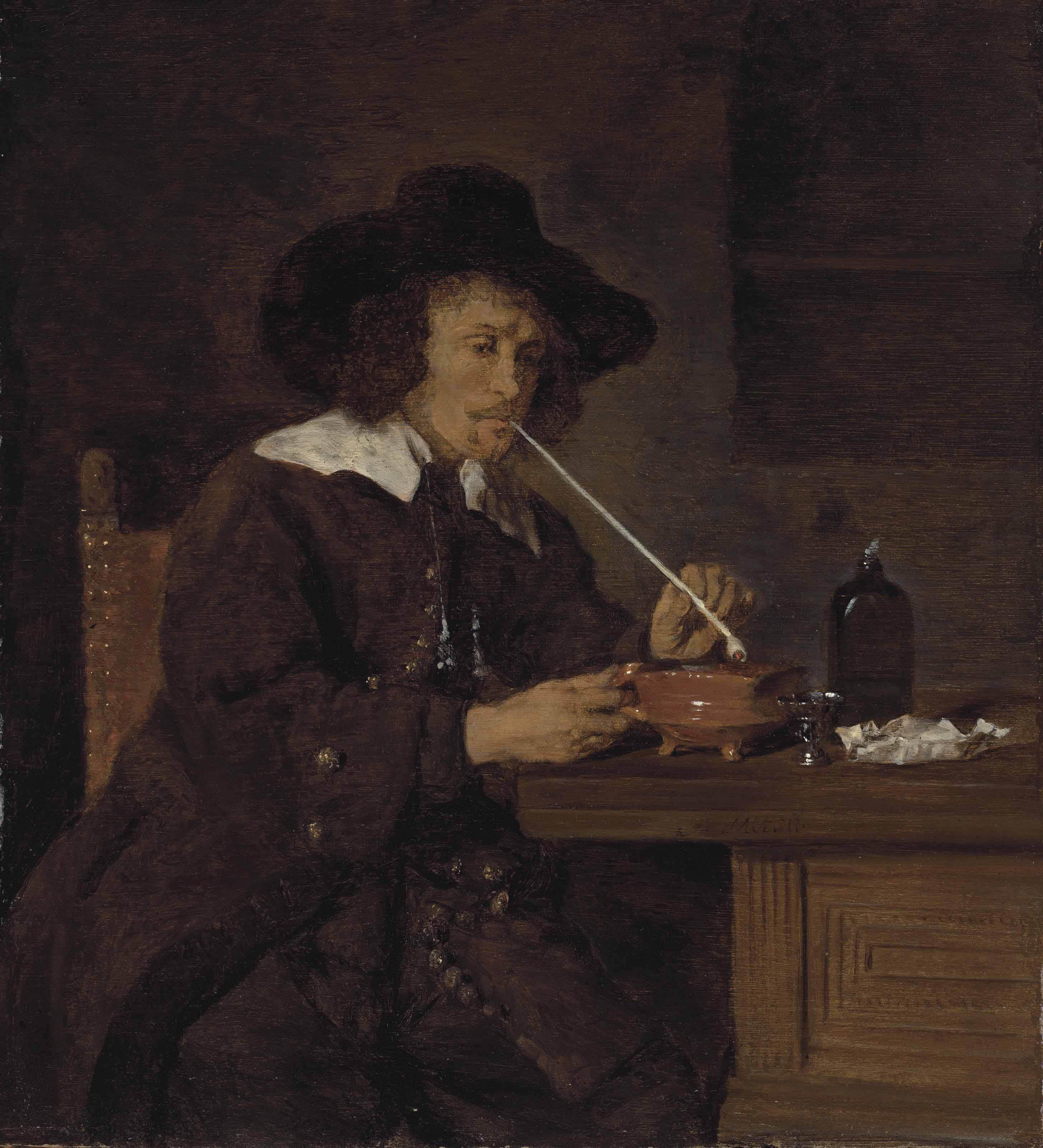 Gabriel Metsu (Leiden 1629-1667 Amsterdam)