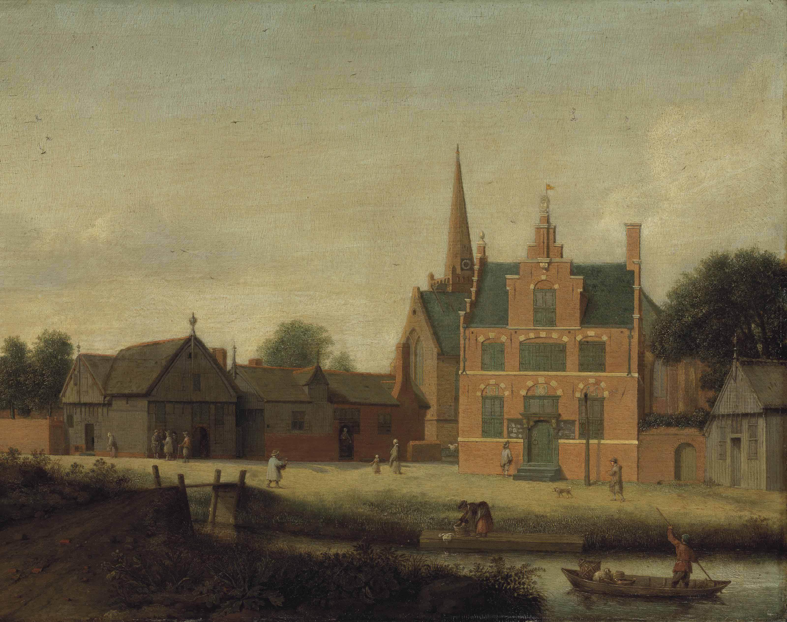 Pieter Jansz. Saenredam (Assendelft 1597-1665 Haarlem)