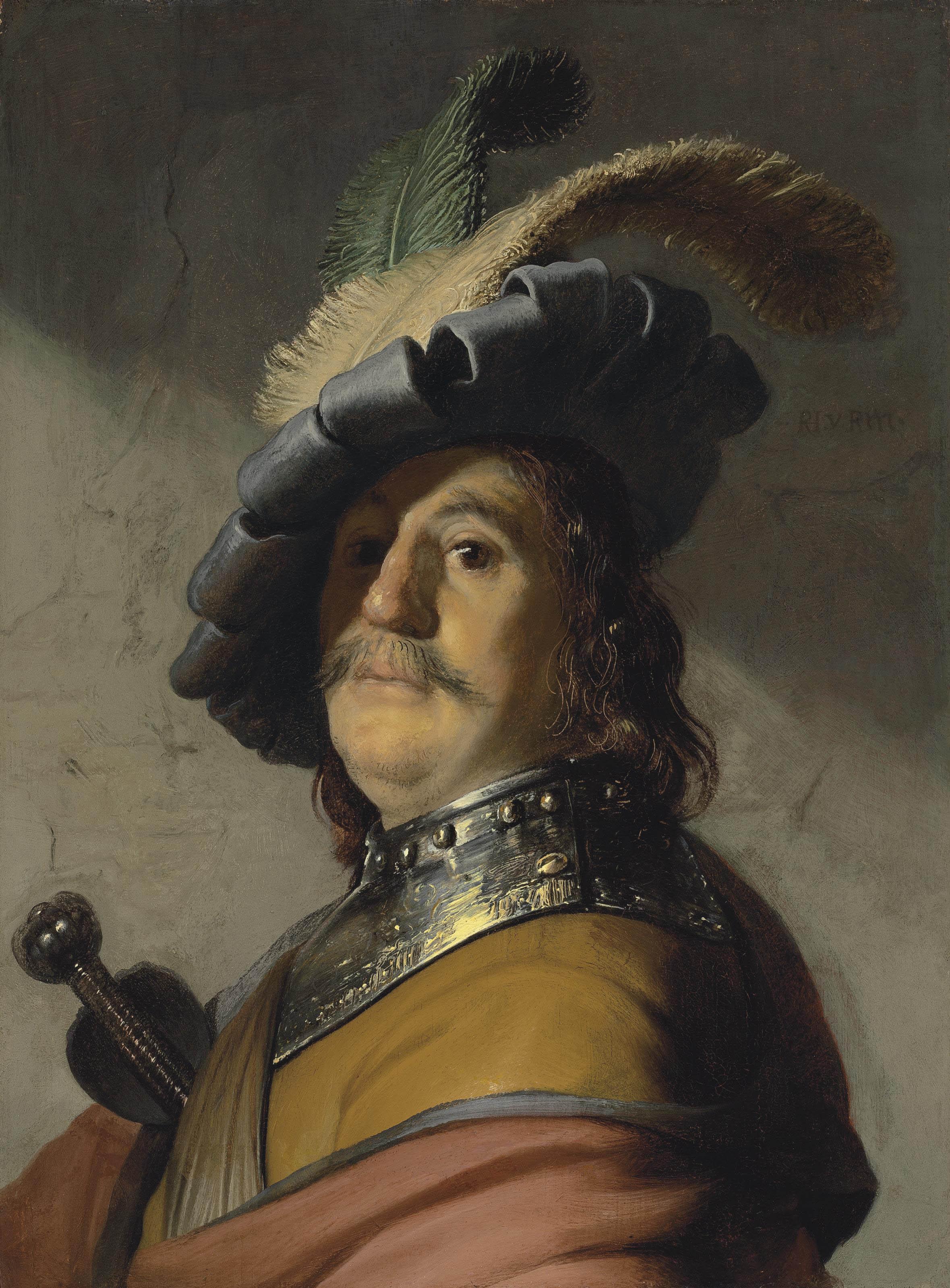 Rembrandt Harmensz  van Rijn (Leiden 1606-1669 Amsterdam