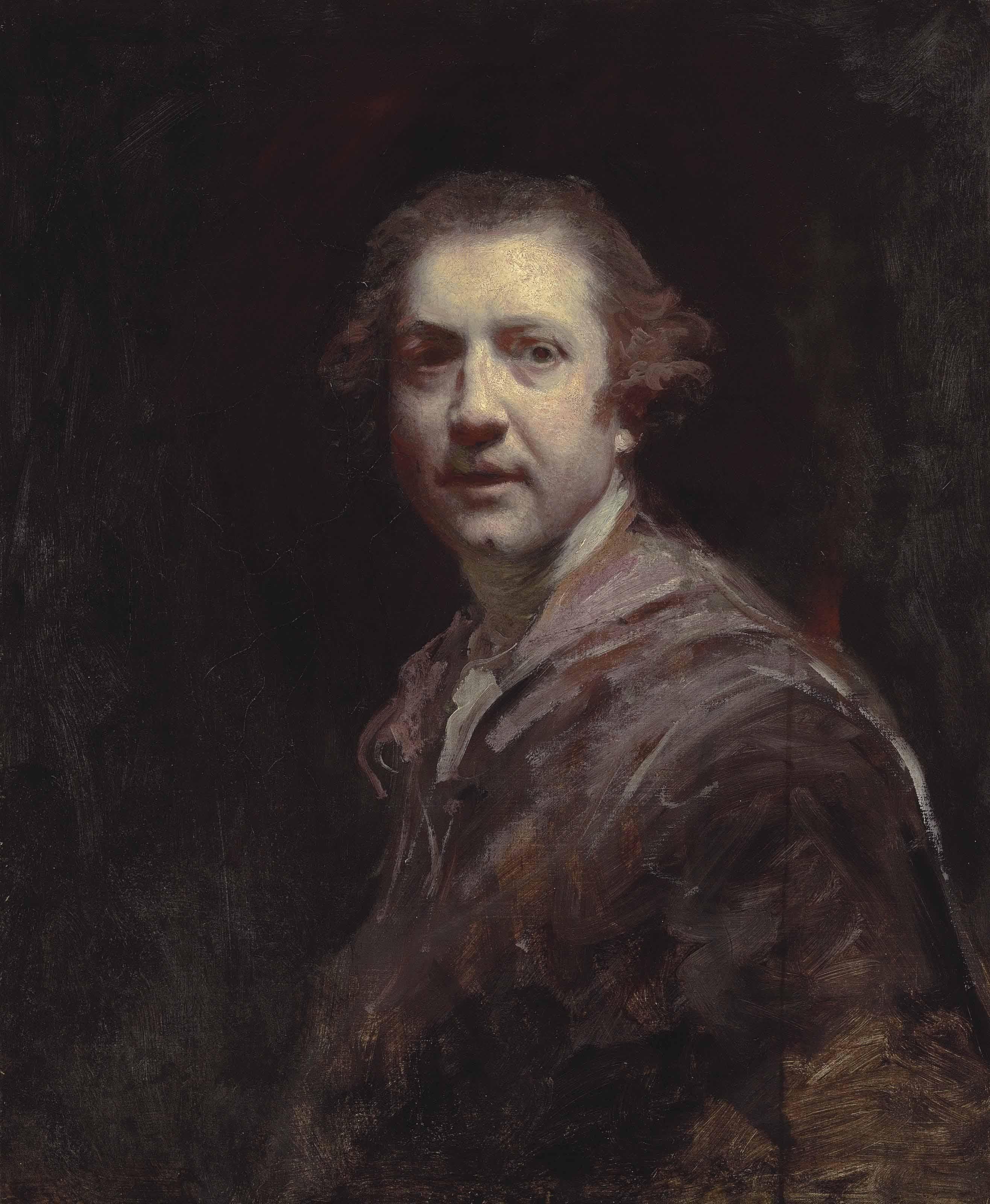 Sir Joshua Reynolds P R A Plympton Devon 1723 1792