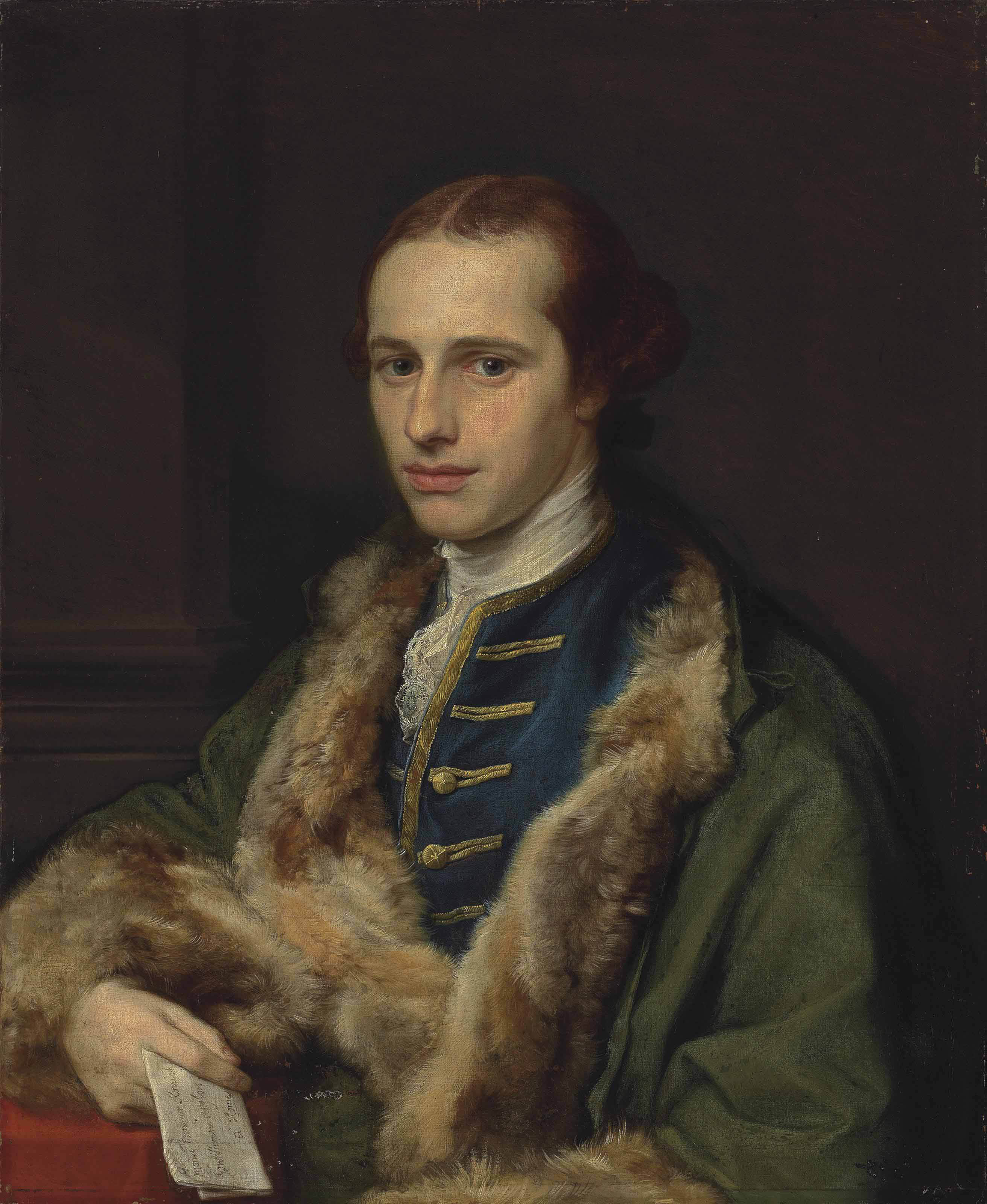 Pompeo Batoni (Lucca 1708-1787 Rome)
