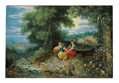 Jan Breughel II (Antwerp 1601-