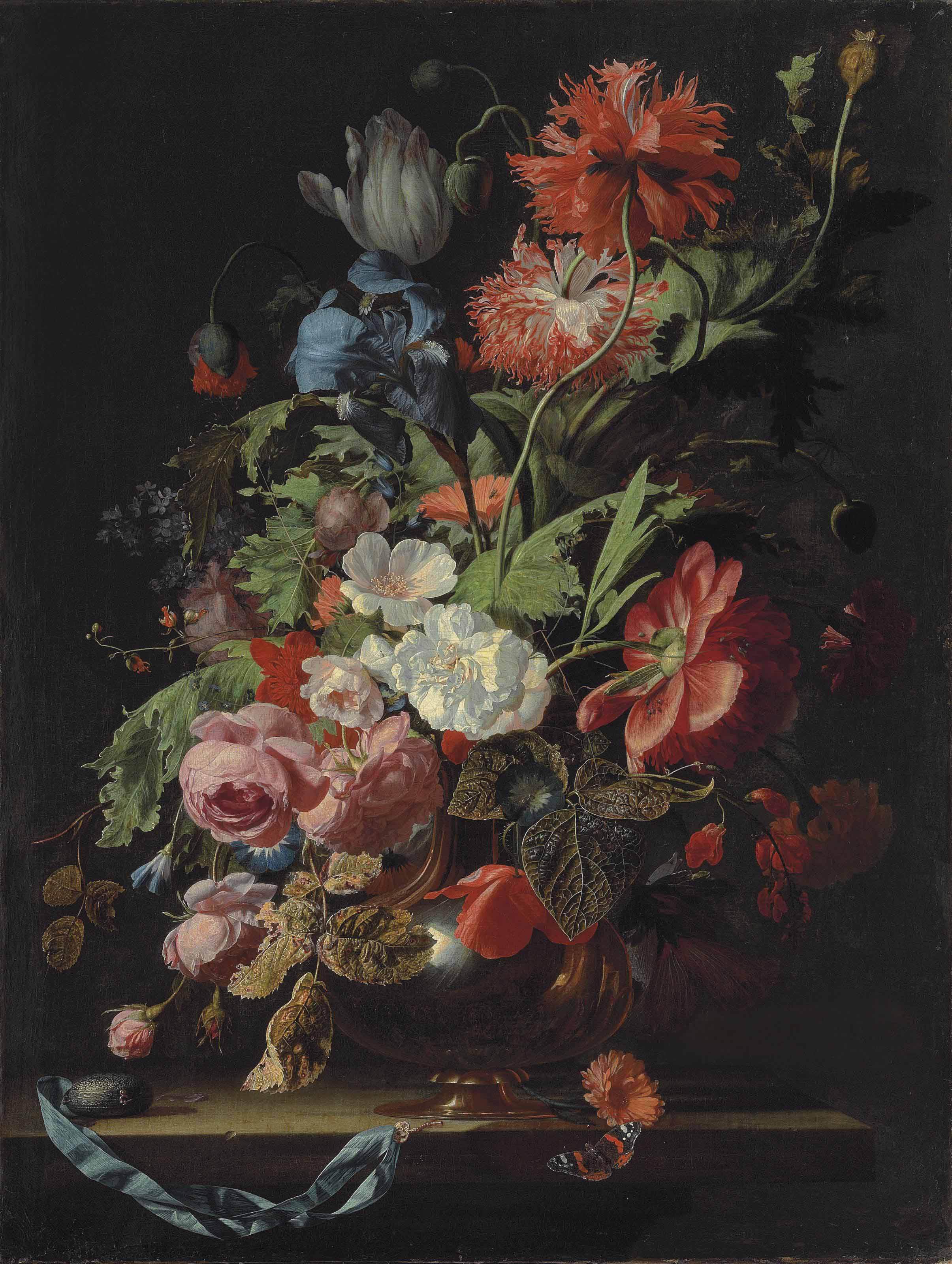 Simon Verelst (The Hague 1644-?1721 London)