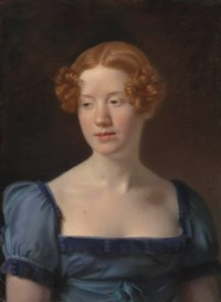 Portrait of a young lady, possibly Lady Pringle, née Emilia Anne MacLeod (1786-1830)