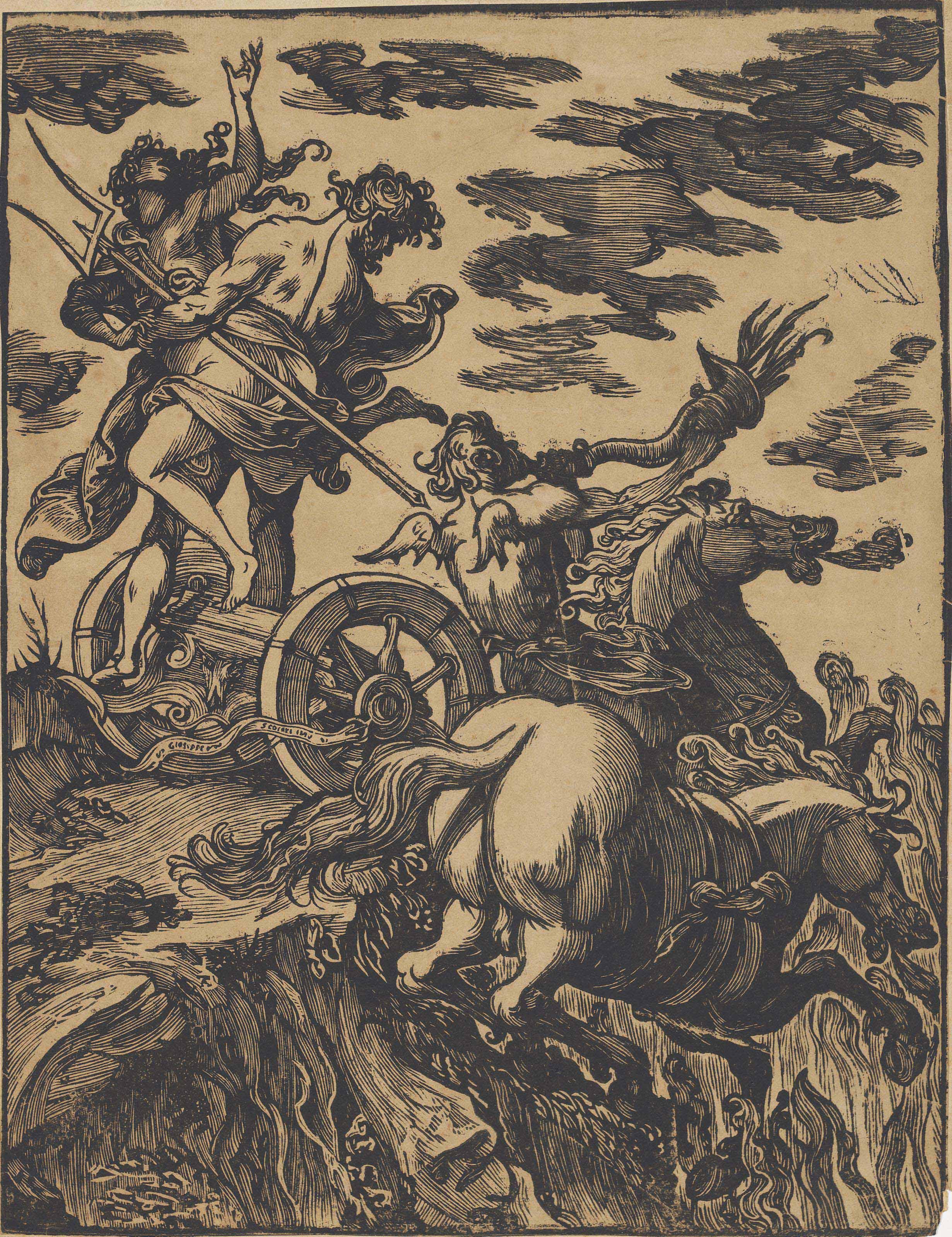 The Rape of Proserpina (Rosand and Muraro 104B)