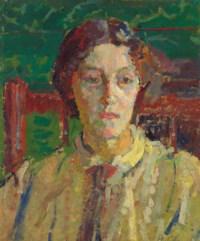 Portrait of Mrs Whelan
