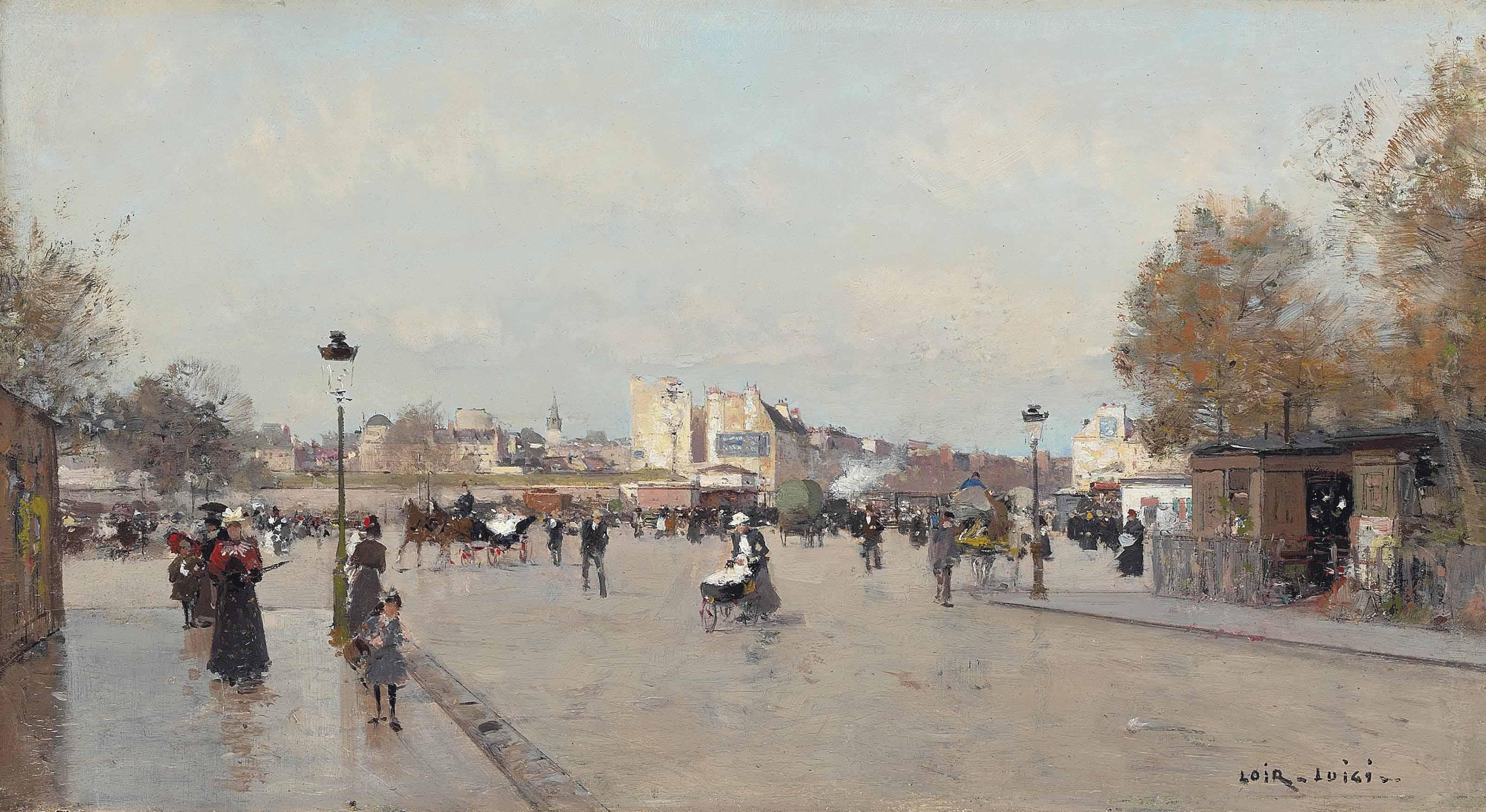 Boulevard Berthier, Paris