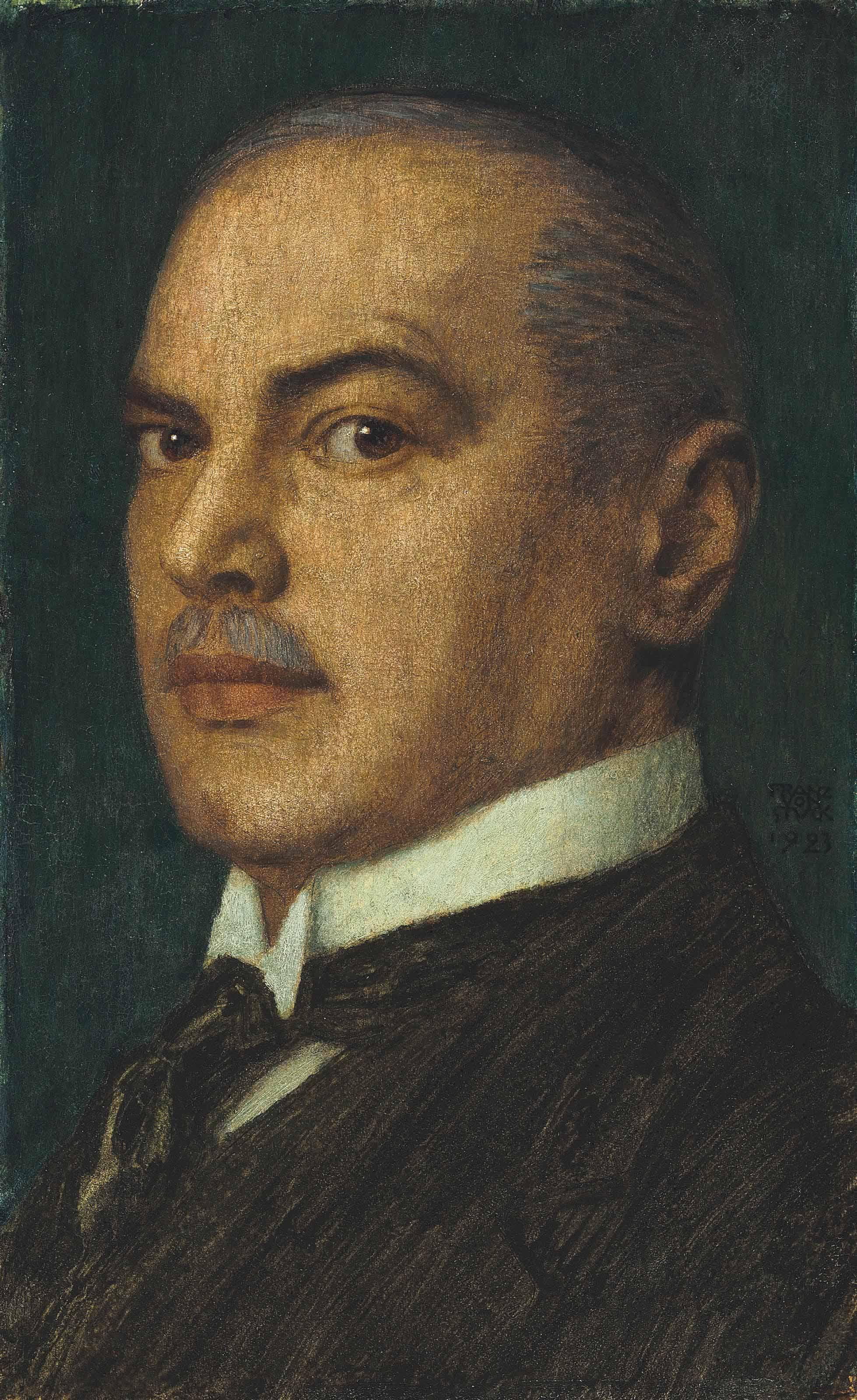 Franz Von Stuck (German, 1863-