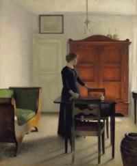Ida in an Interior
