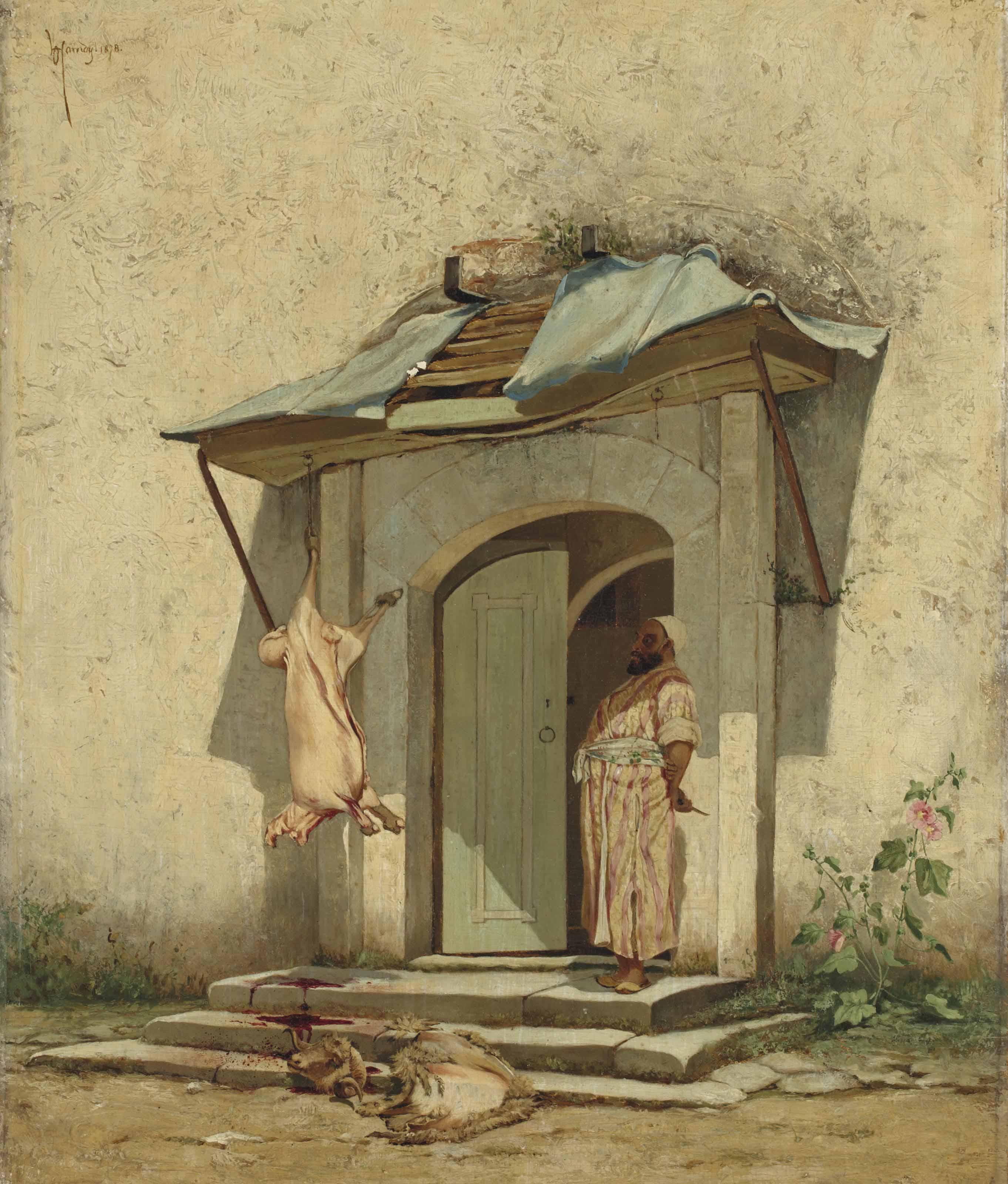 Osman Hamdi Bey (Turkish, 1842