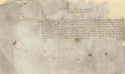 RICHARD III (1452-1485), King