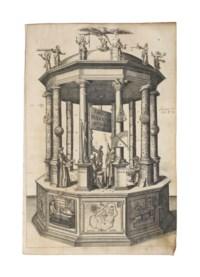 KEPLER, Johannes (1571-1630). Tabulae Rudolphinae, quibus astronomicae scientiae, temporum longinquitate collapsae restauratio continentur. Ulm: Jonas Saur, 1627.