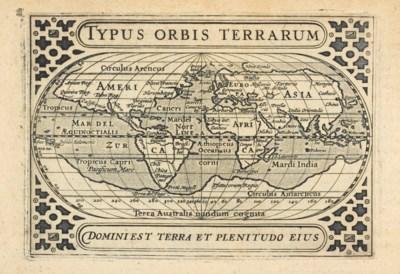 [BERTIUS, Petrus (1565-1629)].
