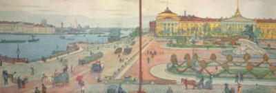 After Mstislav Dobuzhinsky (18