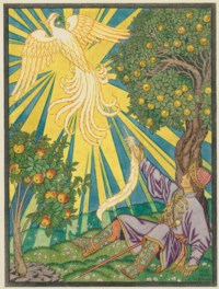 Illustration for Contes de l'isba: Ivan-Tsarevich and the Firebird