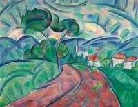 La route au village
