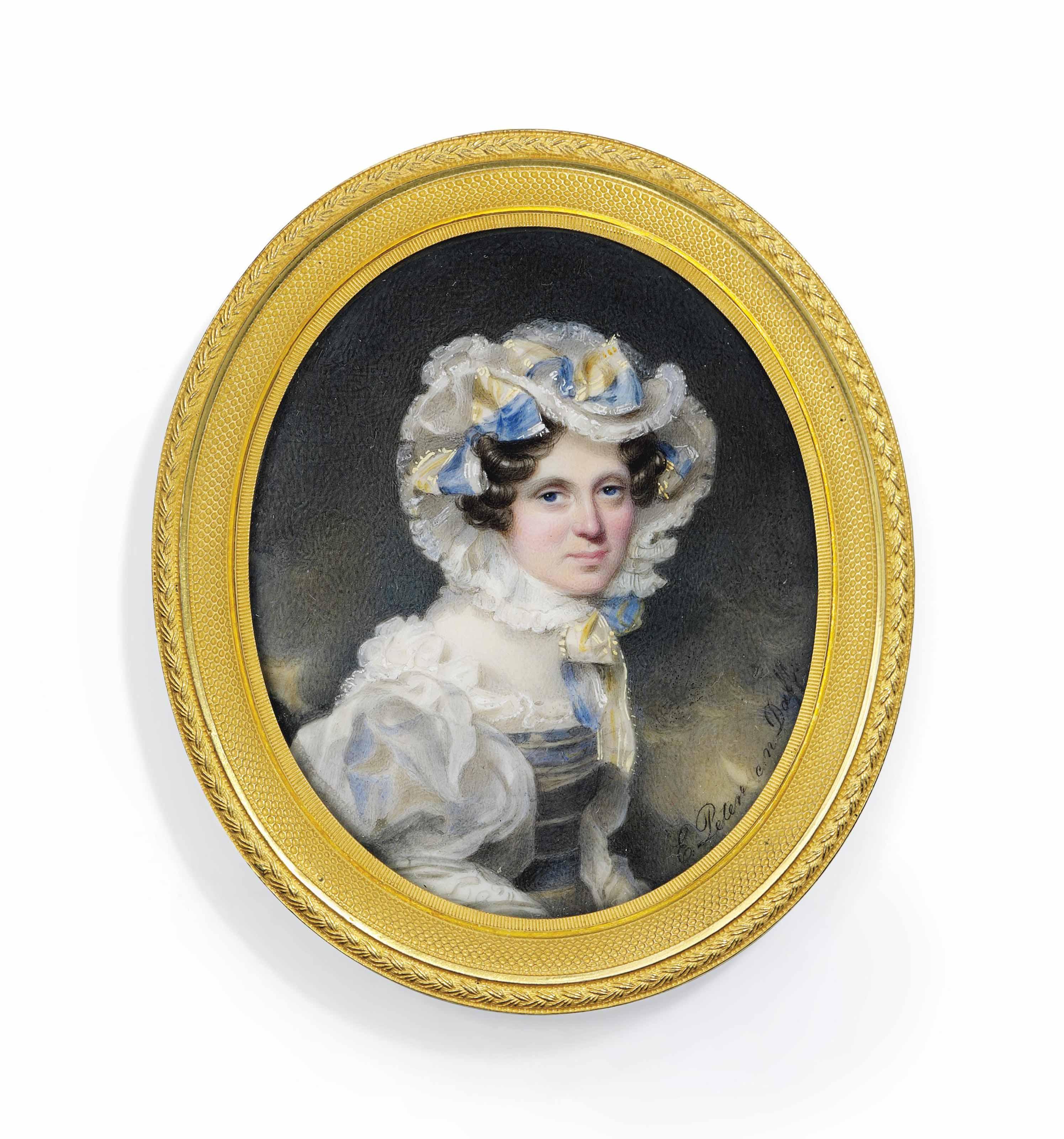 EMANUEL THOMAS PETER (AUSTRIAN, 1799-1873) AFTER MORITZ MICHAEL DAFFINGER (AUSTRIAN, 1790-1849)