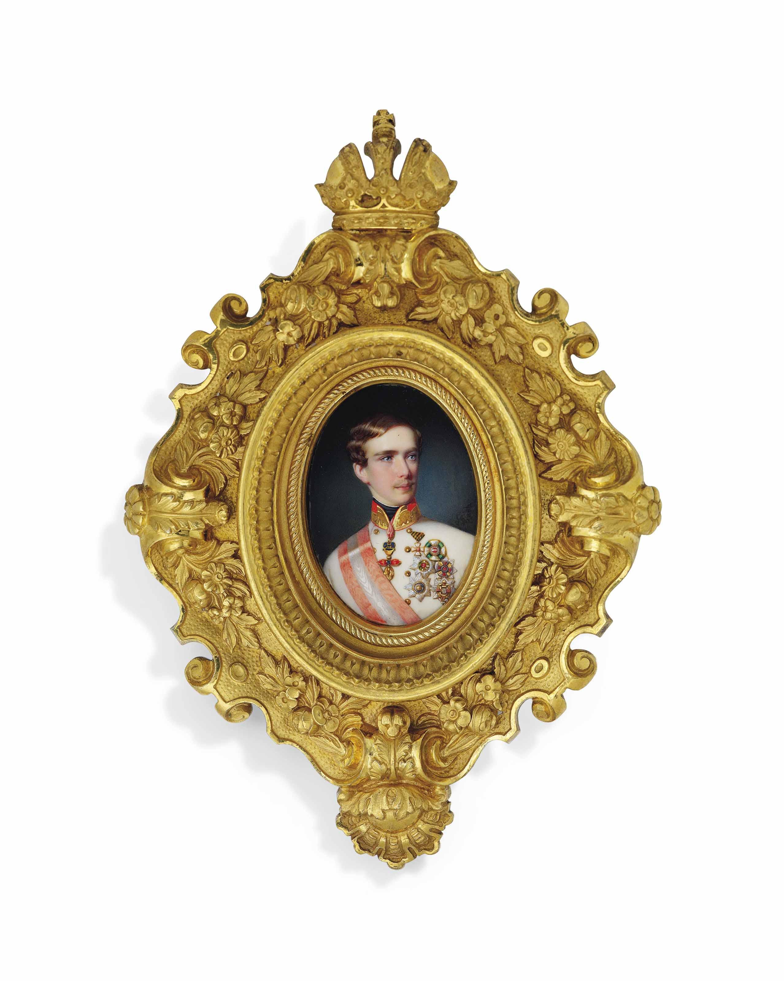 GEORG RAAB (AUSTRIAN, 1821-188