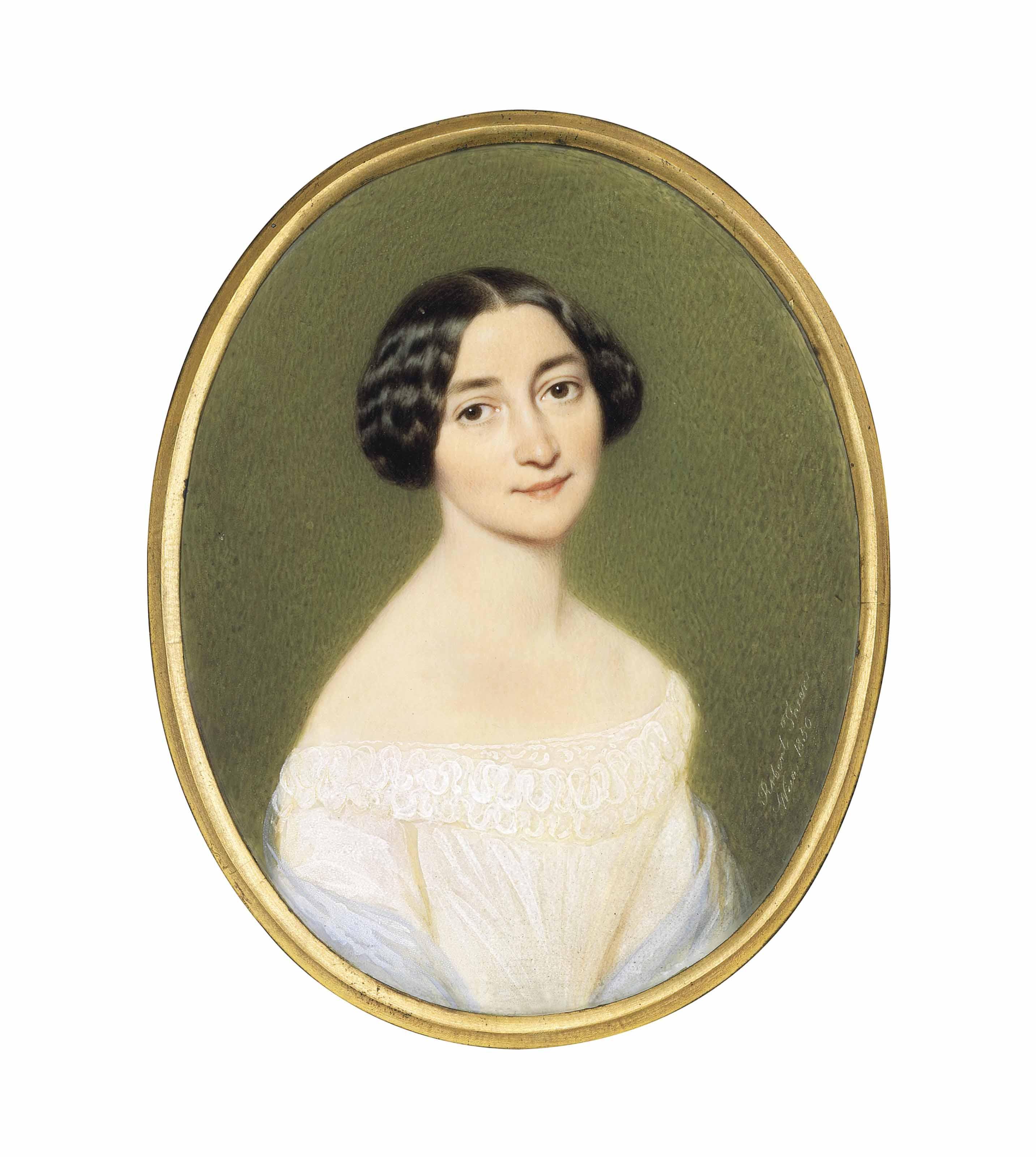 ROBERT THEER (AUSTRIAN, 1808-1863)