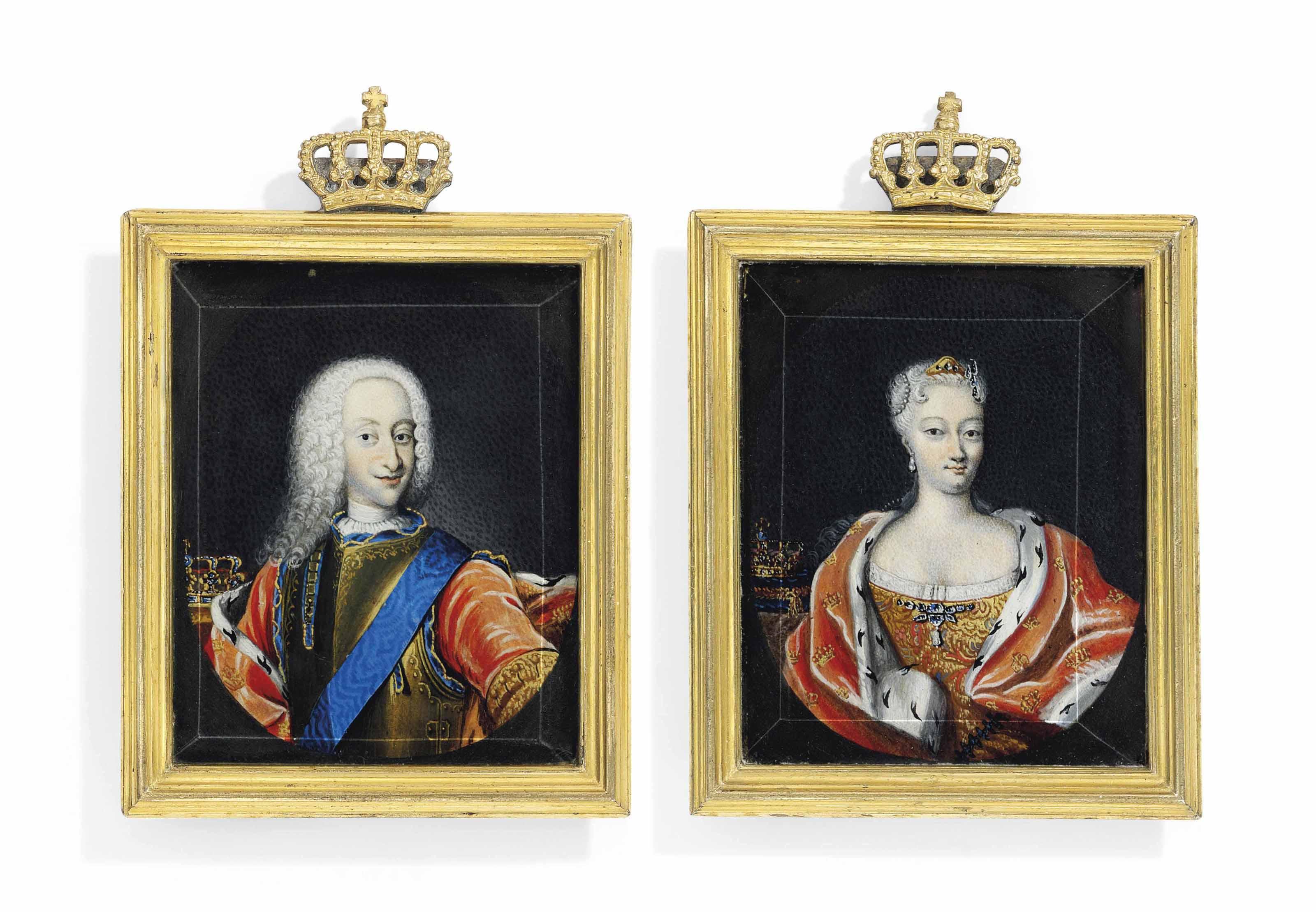 HEINRICH JACOB POHLE OR POHL (DANISH, 1729-1747)