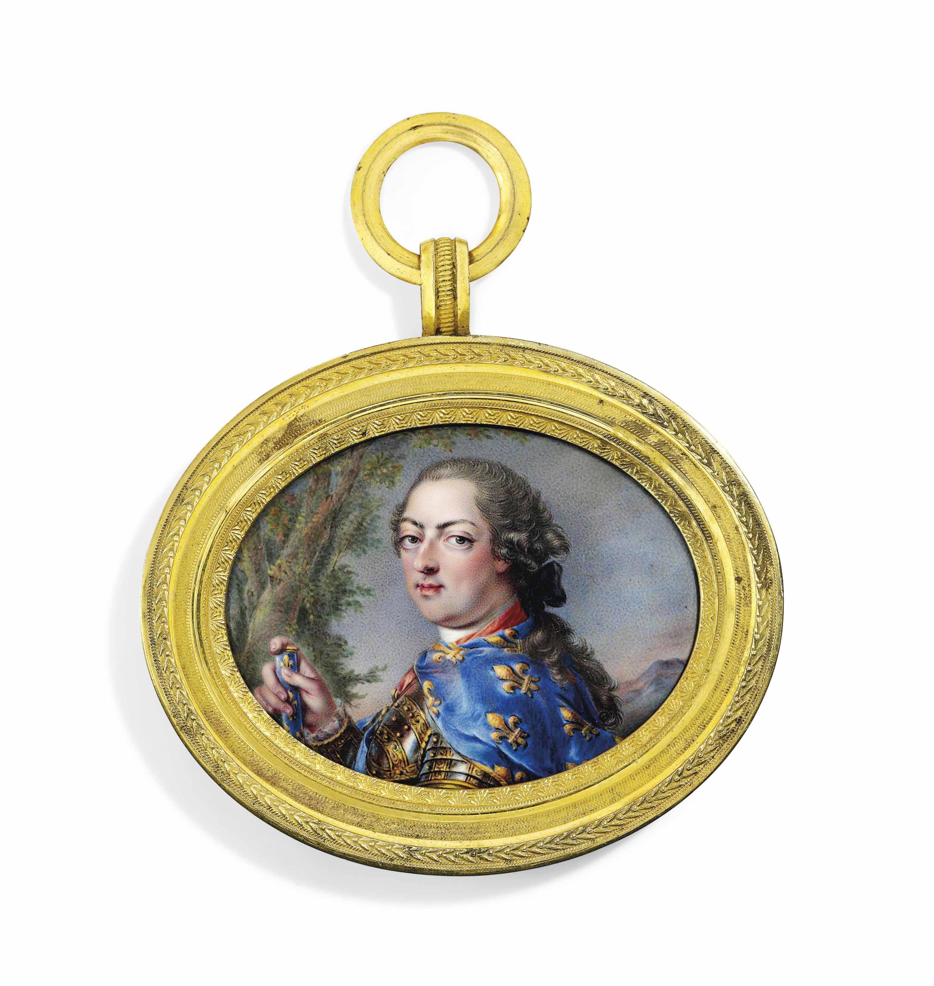 LOUIS-FRANÇOIS AUBERT (FRENCH, D. 1755)