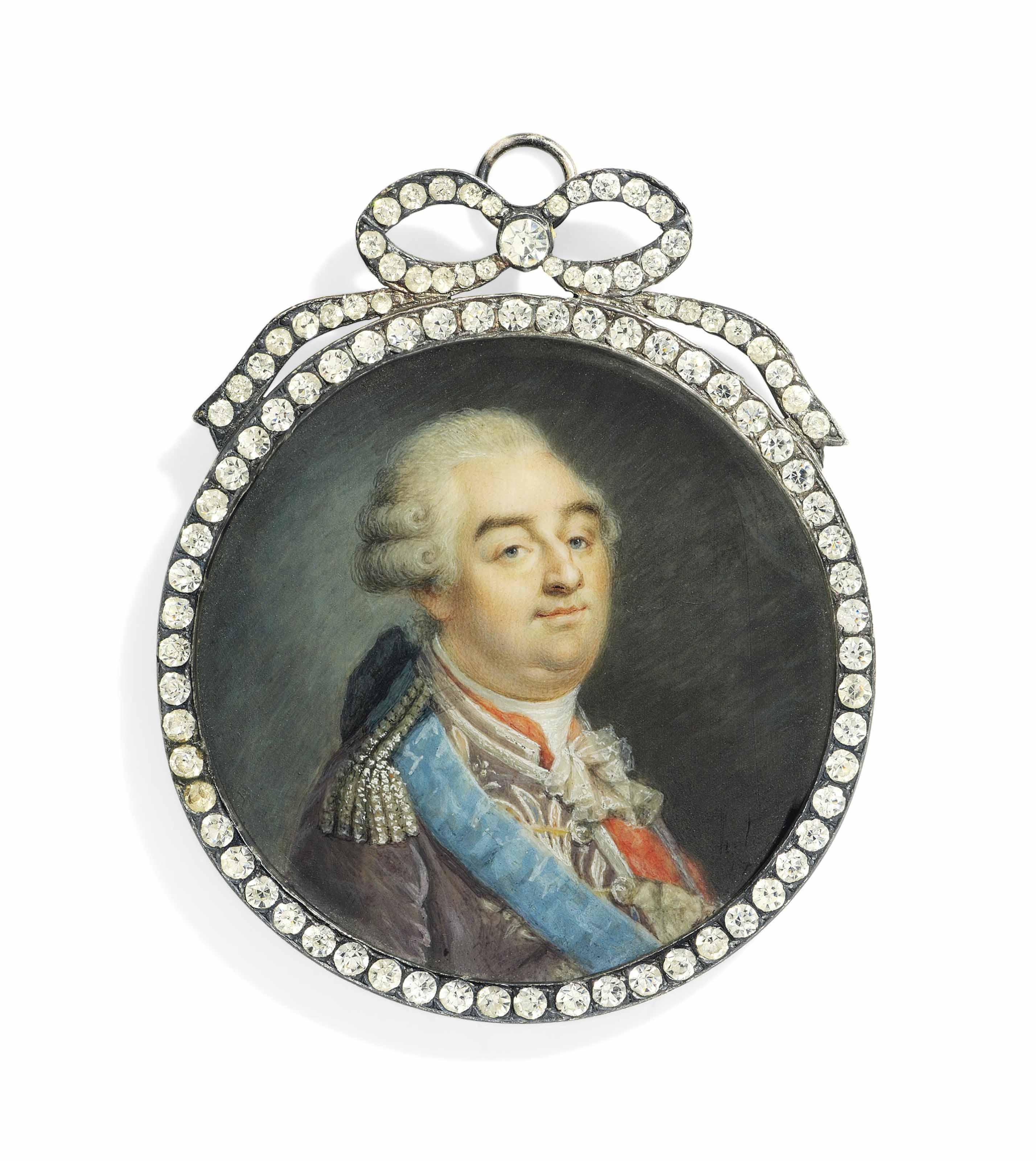 A. HELANT (FRENCH, FL. C. 1790