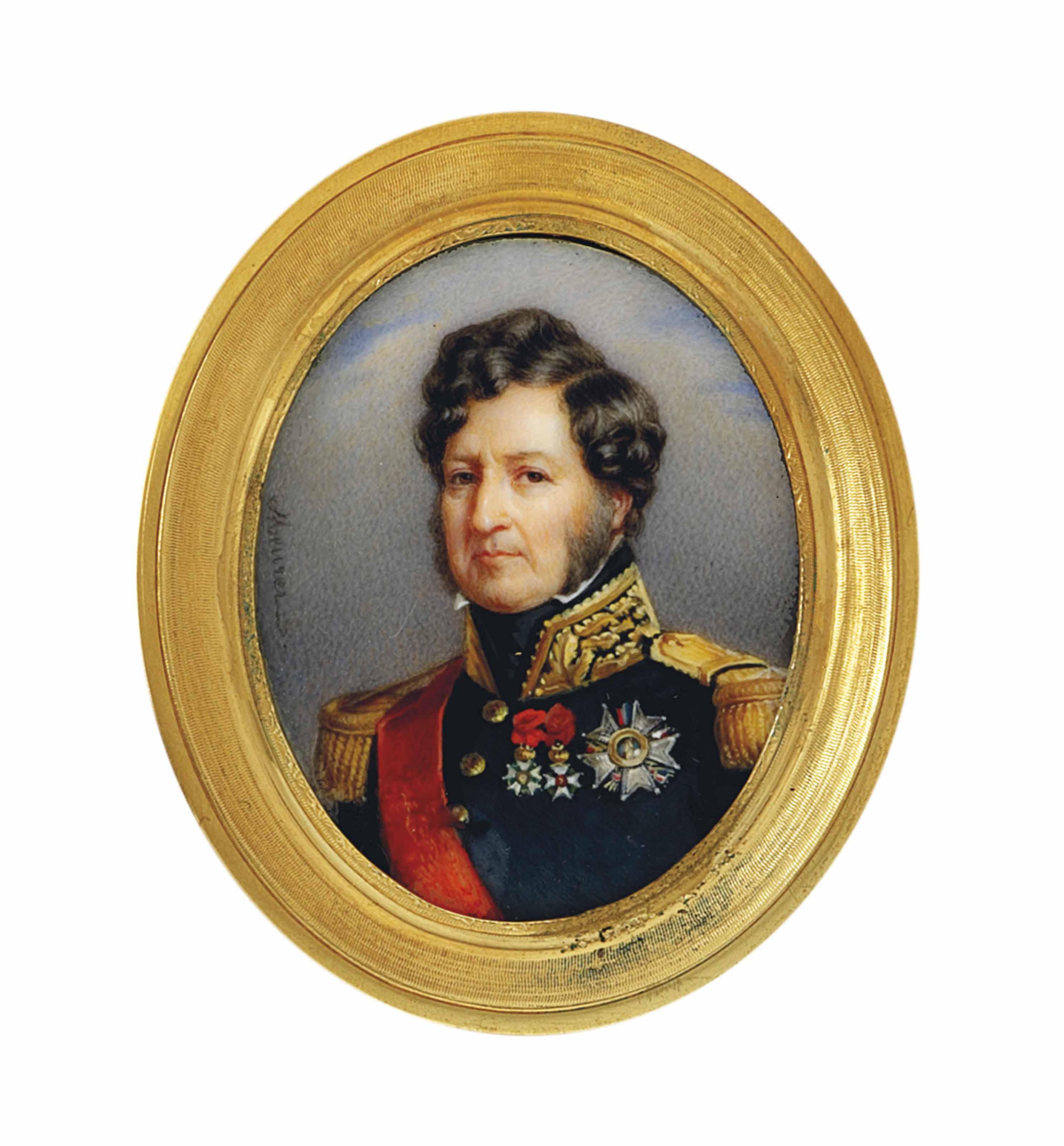 FRANÇOIS MEURET (FRENCH, 1800-1887)