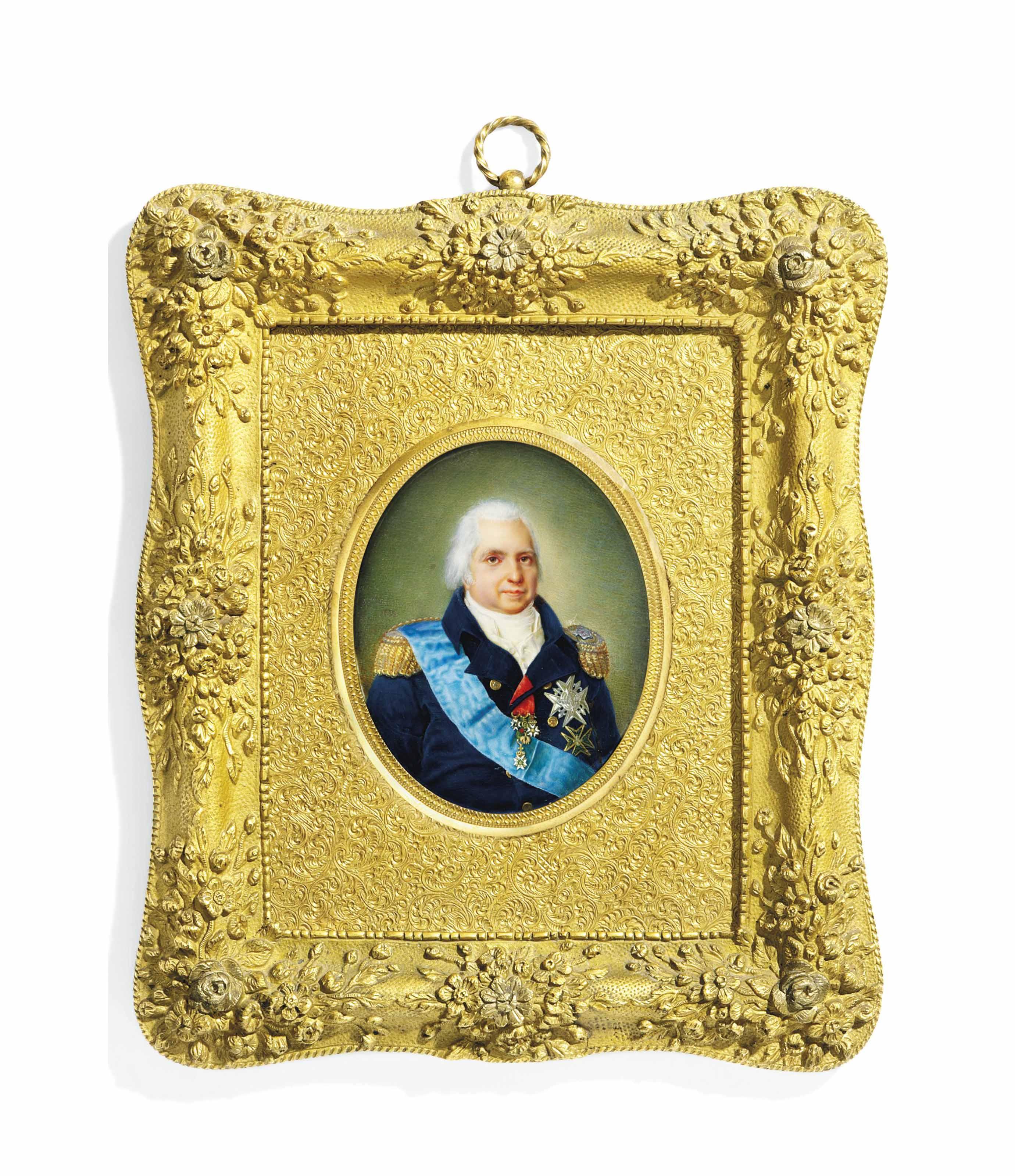AIMEE-ZOE LIZINKA DE MIRBEL, NEE RUE (FRENCH, 1796-1849)
