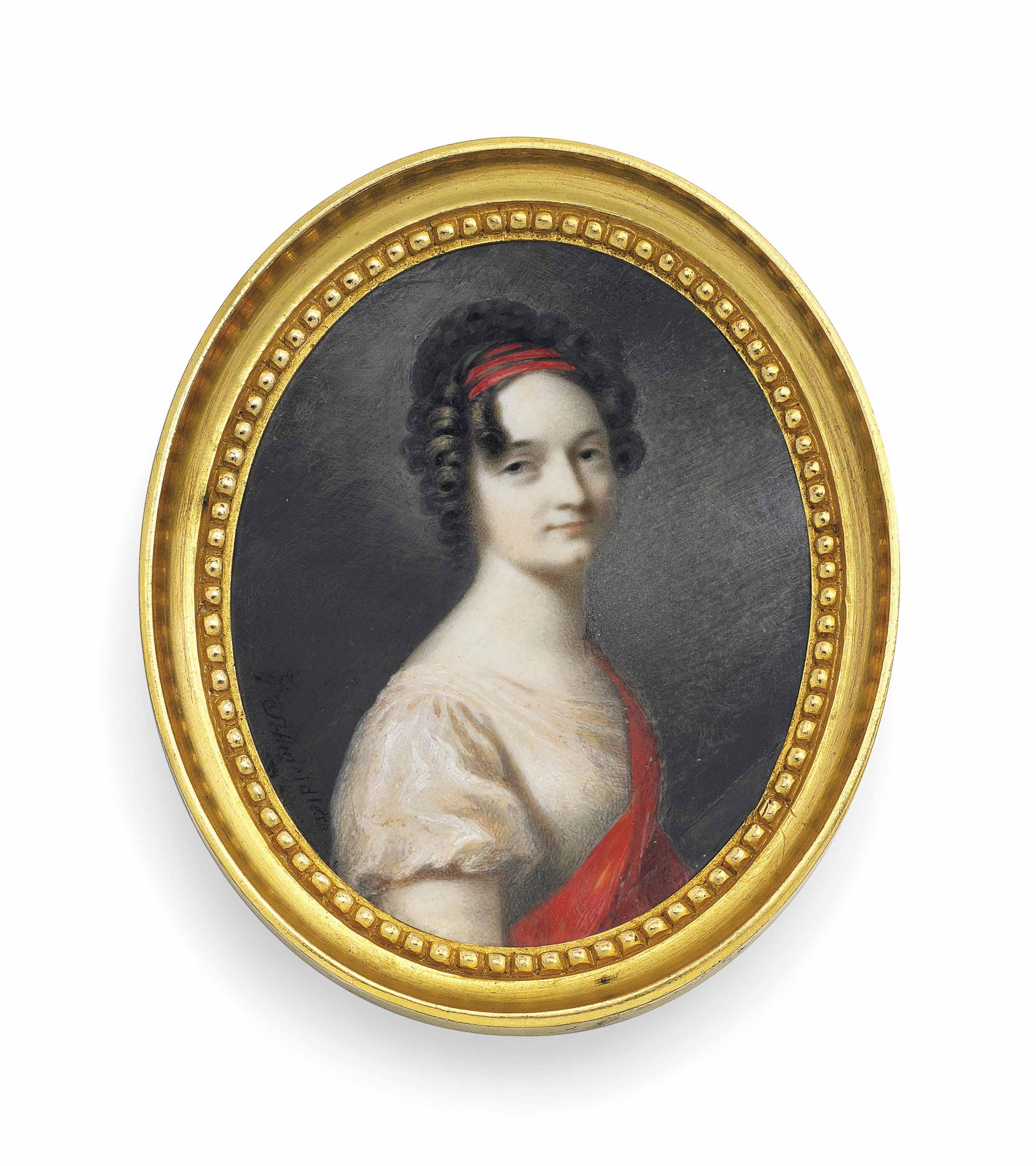 CARL GOTTLOB SCHMEIDLER (GERMAN, 1772-1838)