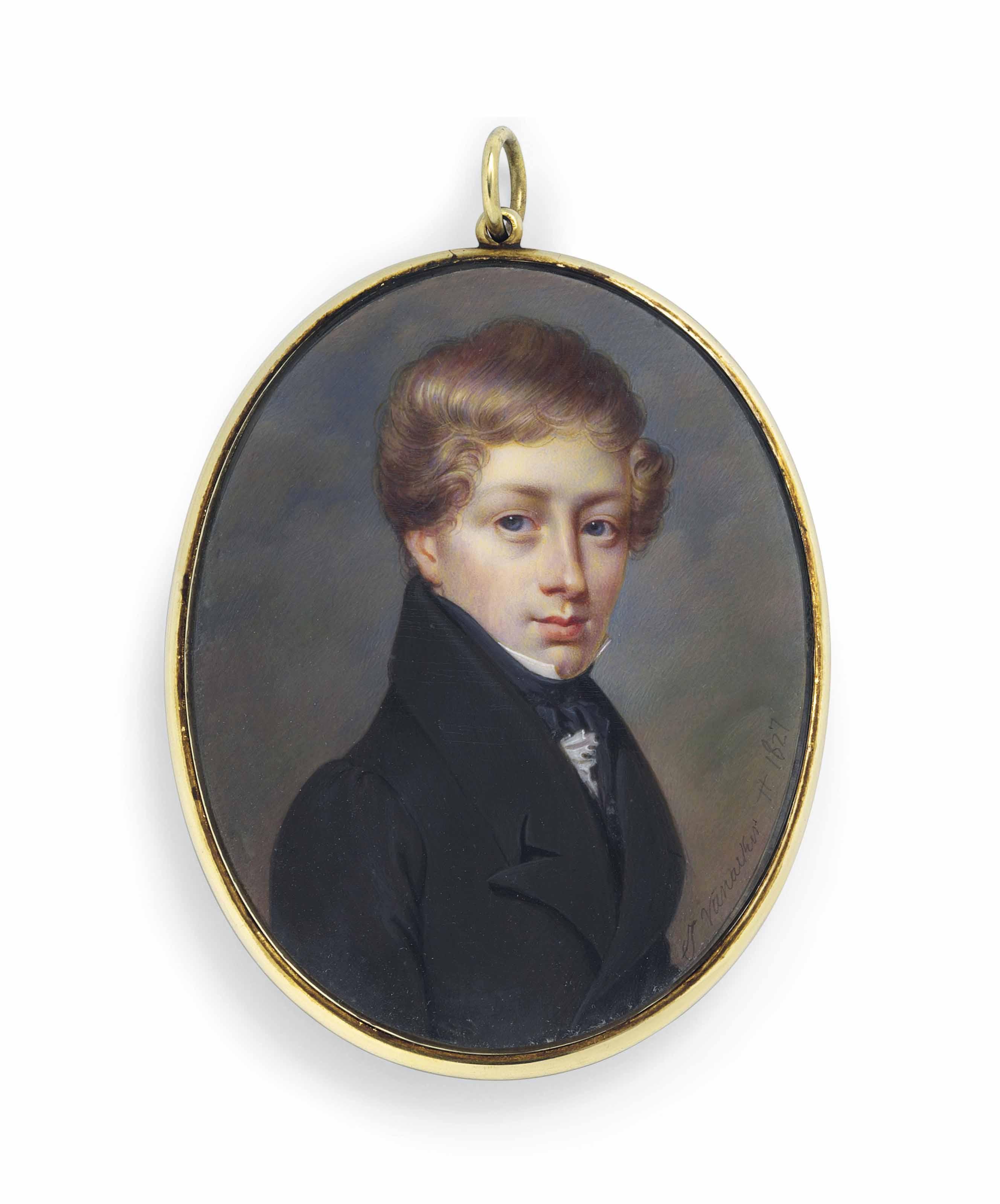 JEAN-BAPTISTE VANACKER (BELGIAN, 1794-1863)